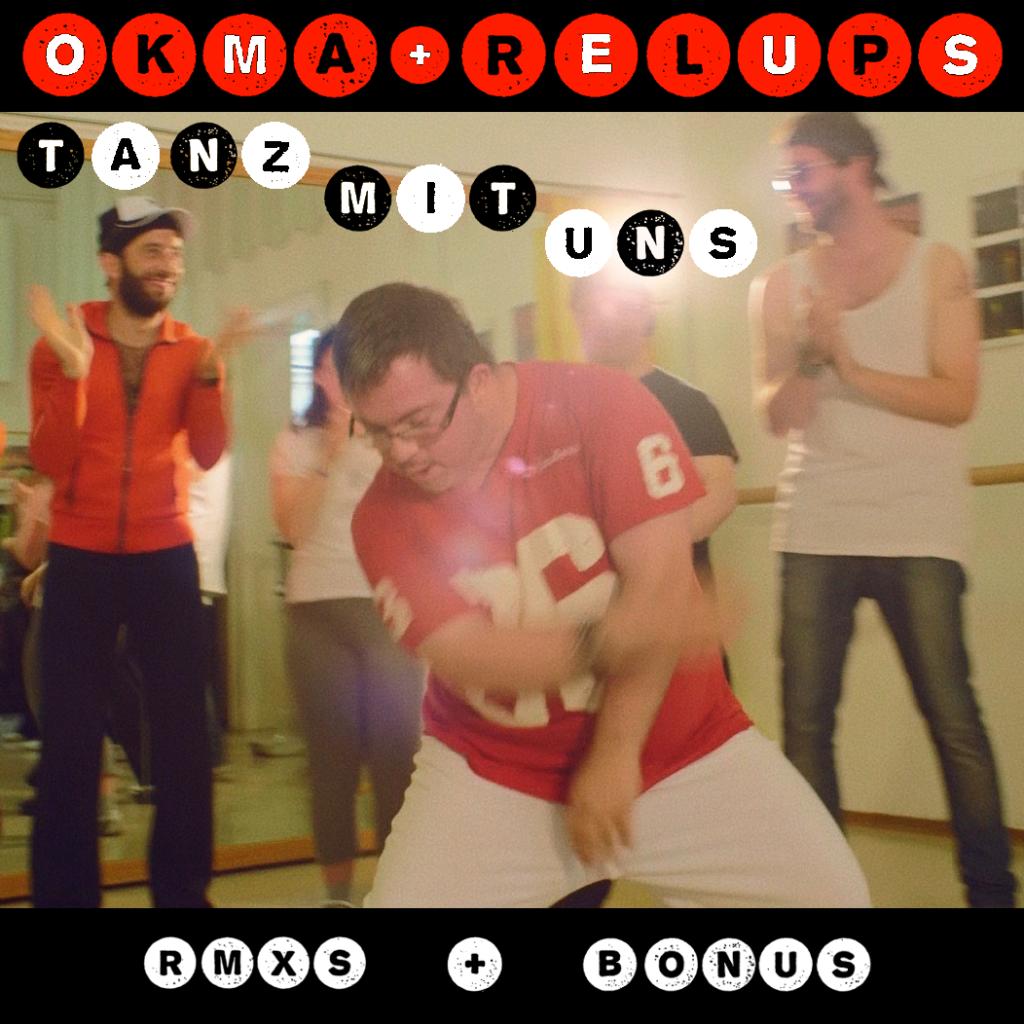00 - Okma & Relups - Tanz mit uns COVER A