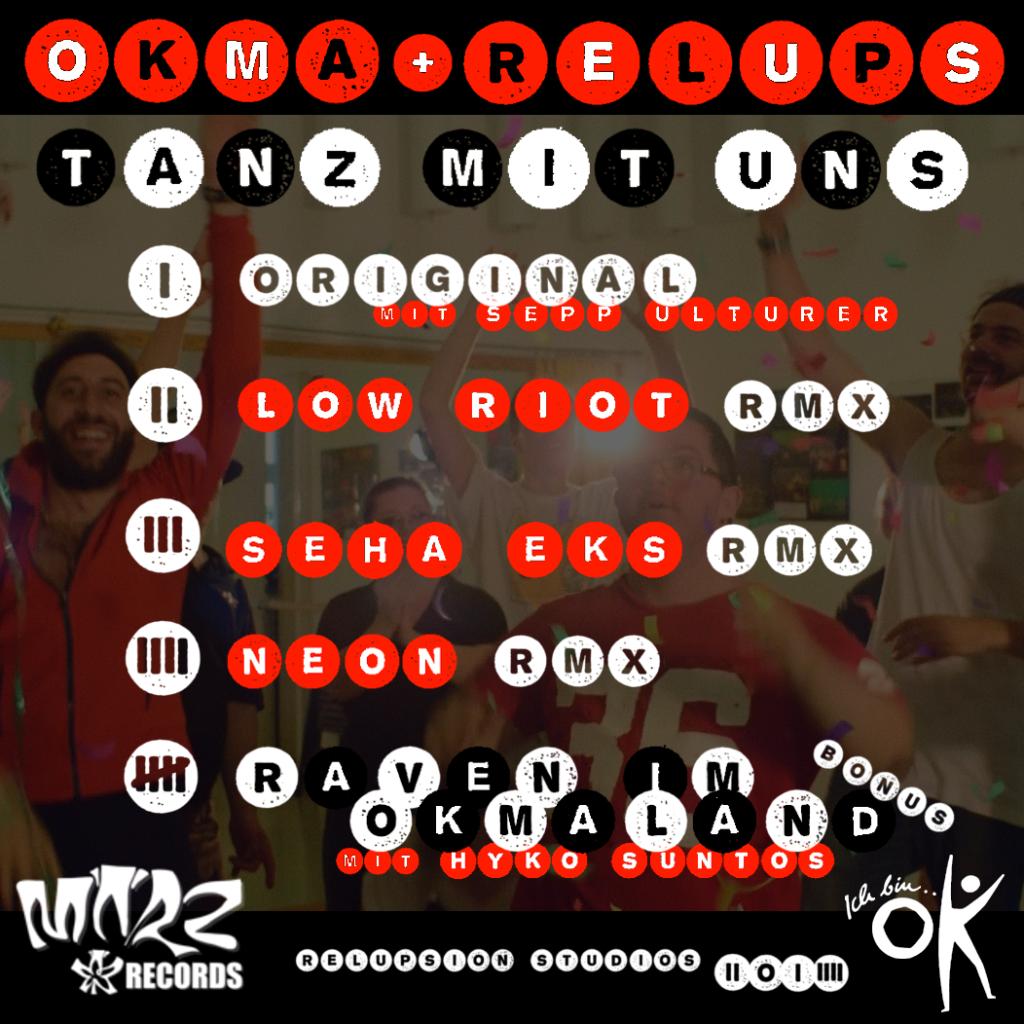 00 - Okma & Relups - Tanz mit uns COVER B