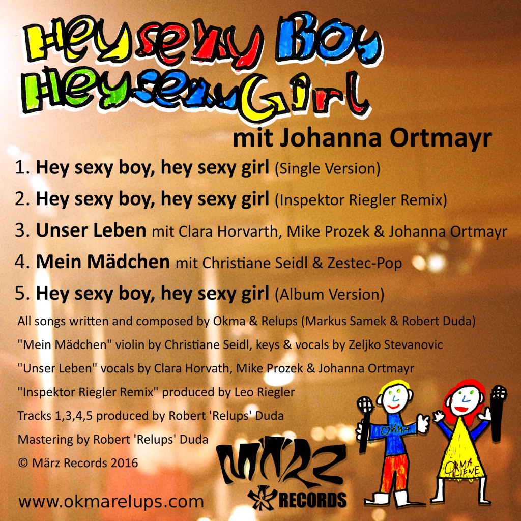 Okma & Relups - 00 - Hey sexy boy, hey sexy girl (coverback)